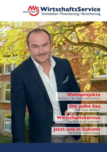 WirtschaftsService - Magazin