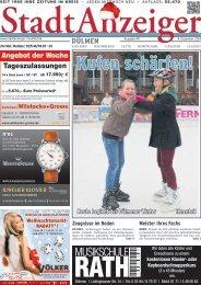 Stadt Anzeiger Dülmen kw 49