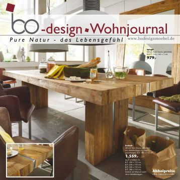 -design Wohnjournal
