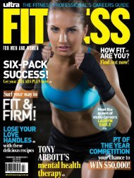 Ultra Fitness Feb/Mar 2014 - Melissa Le Man