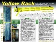 Storage rack equipment