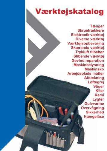 FF tool Værktøjskatalog