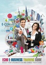 Echo E-Business Training Guide