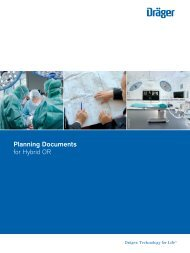 Planning Documents for Hybrid OR