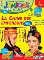 Juniors Magazine N°2