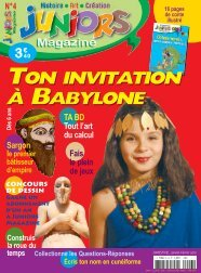 Juniors Magazine N°4