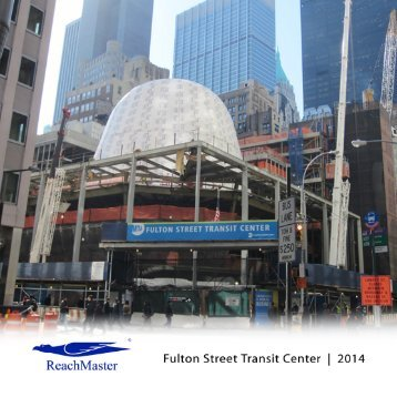 Fulton Street Transit Center Award
