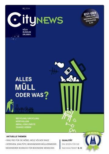 CityNEWS Ausgabe 05/2014