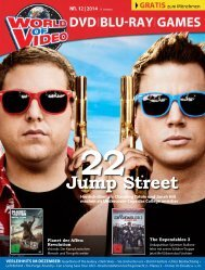 World of Video Kundenmagazin 2014/12