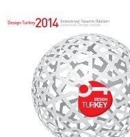 Design Turkey 2014 Endüstriyel Tasarım Ödülleri Katılımcı Kataloğu