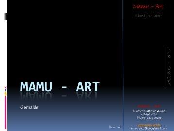 MAMU - ART