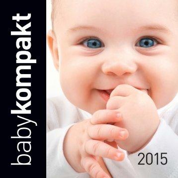 babykompakt 2015 - Produktneuheiten