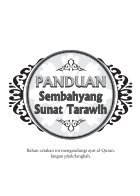 Panduan Tarawikh - Page 2
