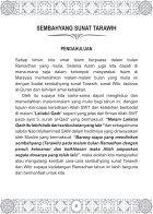 Panduan Tarawikh - Page 7