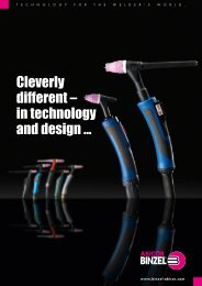 Cleverly different – in technology and design ...