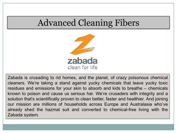 Advanced Cleaning Fibers