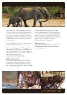 Fra Krüger til Victoria Falls Adventure - Page 4