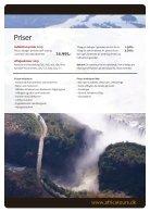 Fra Krüger til Victoria Falls Adventure - Page 6