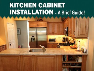 Kitchen Cabinets in Bucks County – A Guide!