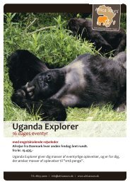 Uganda Explorer