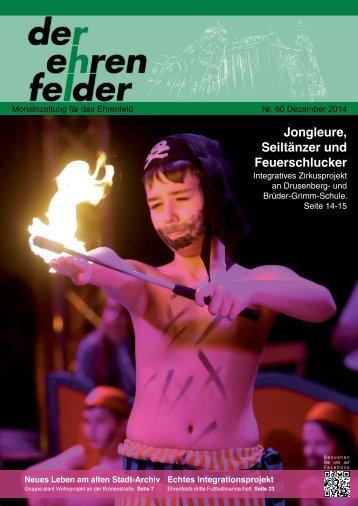 Der Ehrenfelder 60 - Dezember 2014