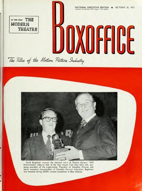 Boxoffice October 20 1975
