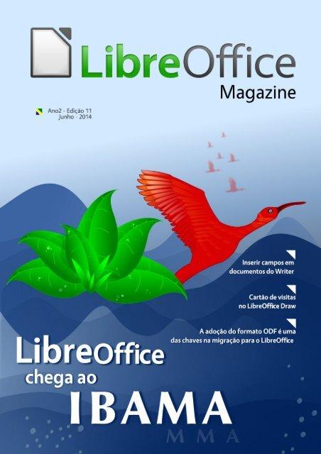 LibreOffice Magazine   Junho 2014 1