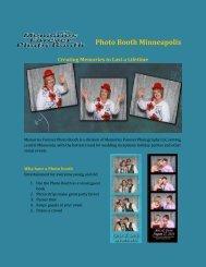Photo Booth Minneapolis