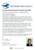 Airship-Cup 2015 - 1. deutsche Luftschiff-Meisterschaft im Tegernseer Tal - Page 2