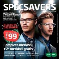 Specsavers folder 8 t/m 31 december 2014