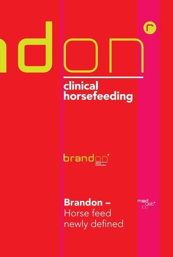 Brandon – Horse feed newly defined