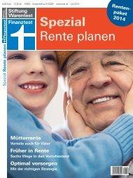 Finanztest Spezial Rente planen 2014.pdf