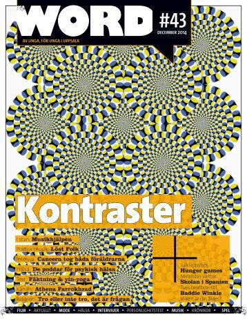 Word #43: Kontraster