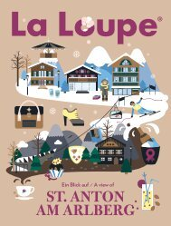 LA LOUPE ST. ANTON AM ARLBERG NO 3