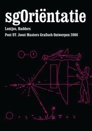sgOriëntatie, Ewan Lentjes & Gerard Hadders, een lezing
