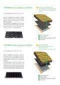 Gründachsystem von 0°-45° Dachneigung Gründachpfannen - Seite 5