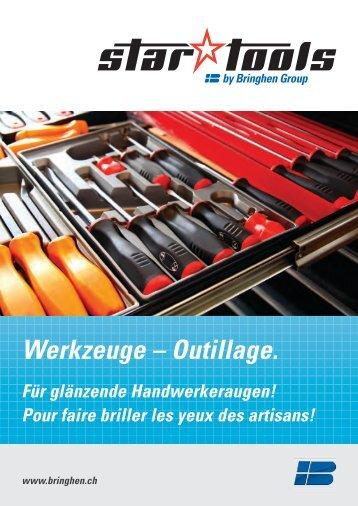 Werkzeuge – Outillages