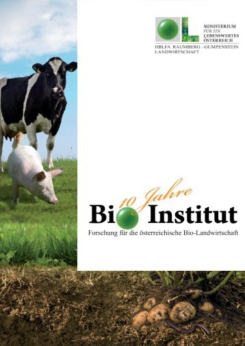 10 Jahre Forschung für die Bio-Landwirtschaft