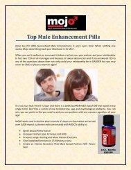 Top Male Enhancement Pills