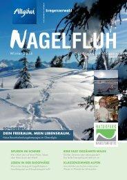 NAGELFLUH Winter 2014/2015 - Das Naturpark-Magazin