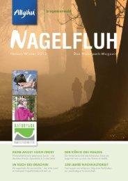 NAGELFLUH Herbst/Winter 2013/14 - Das Naturpark-Magazin