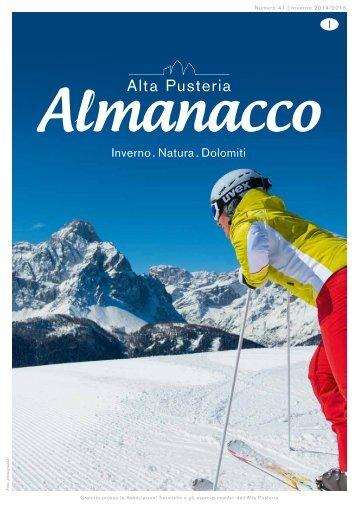 Almanacco Inverno italiano