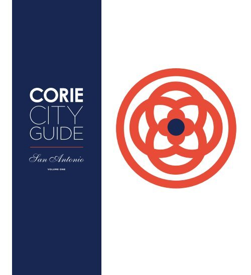 Corie City Guide