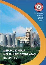 Semen Tonasa Annual Report 2014