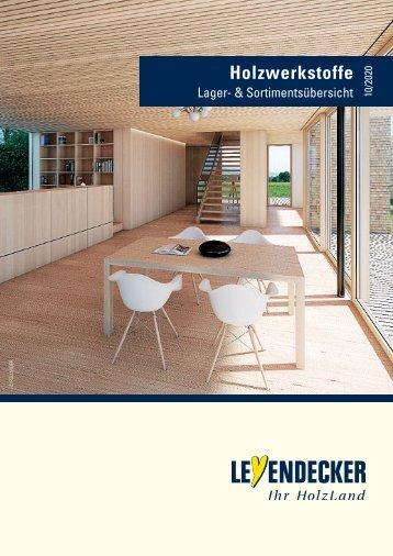 Leyendecker - Holzwerkstoffe Lagerprogramm