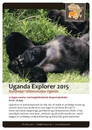 Uganda Explorer 2015