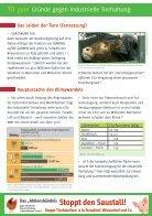 Gute Gründe gegen Industrielle Tierhaltung - Seite 4