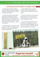 Gute Gründe gegen Industrielle Tierhaltung - Seite 5