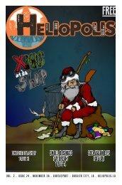 Heliopolis - Volume 2, Issue 24