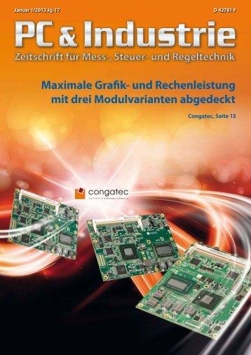 PC & Industrie 1/2013